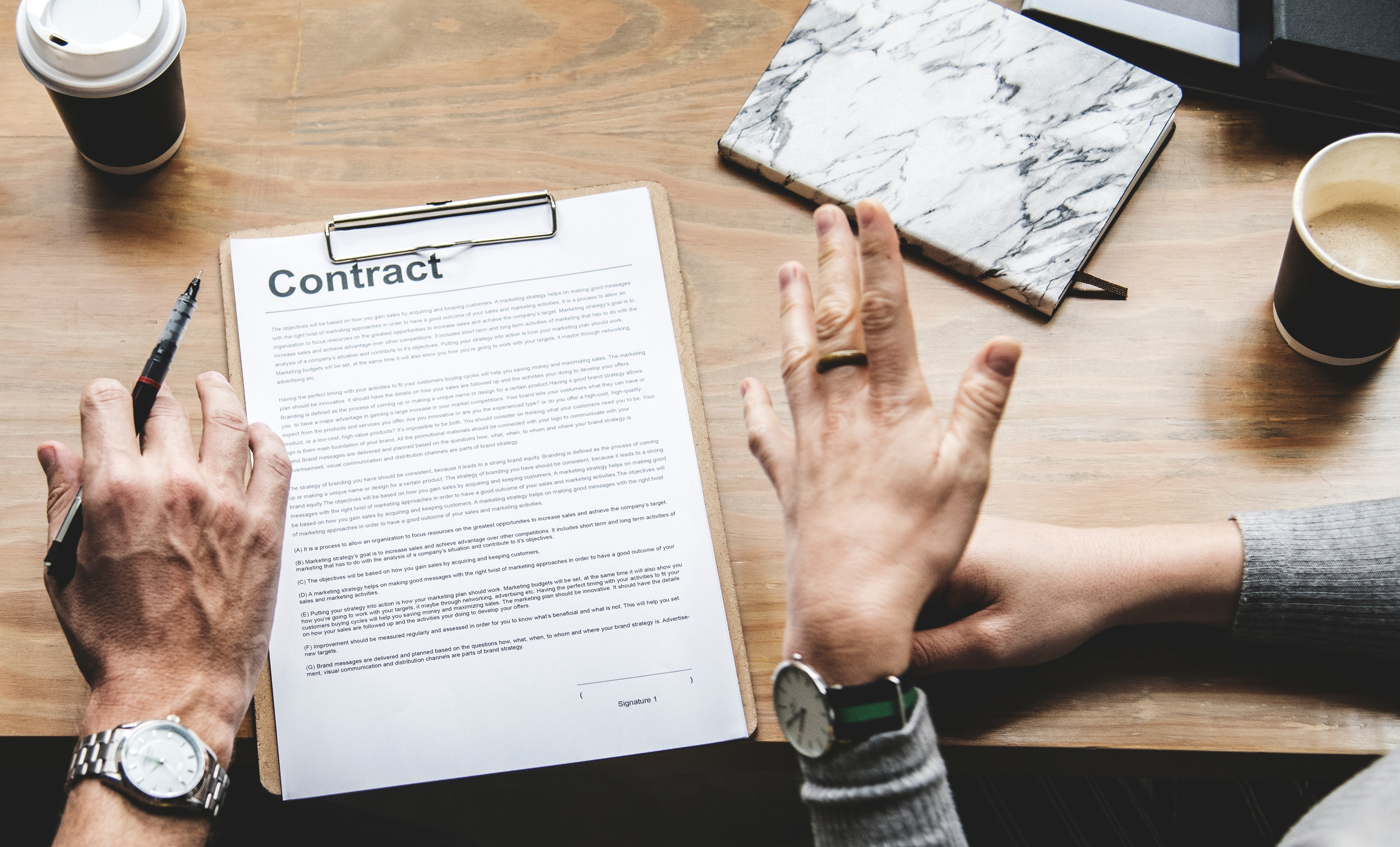 The What, When, & Why of Business Associate Agreements Under